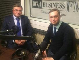 Один день на Business FM