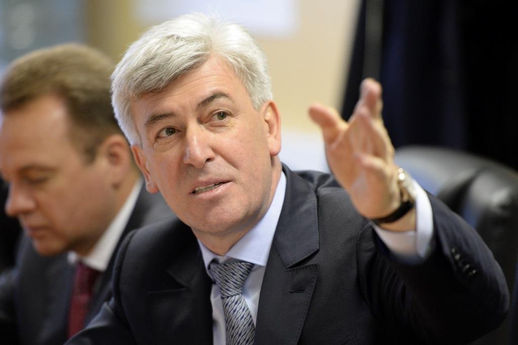Руководителя  порта «Усть-Луга» арестовали поподозрению вхищении полутора млрд.  руб.