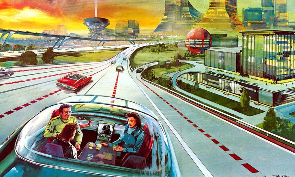 Эксперты не верят в создание трассы для беспилотных автомобилей Петербург – Новороссийск проект которой анонсировали в Минтрансе