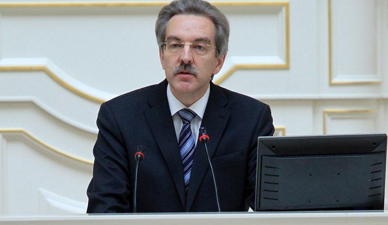 Александра Шишлова выдвинули напост петербургского омбудсмена