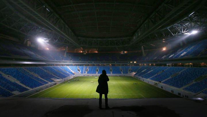 «Рубин» проиграл «Зениту» вматче 2-го  тура чемпионата РФ
