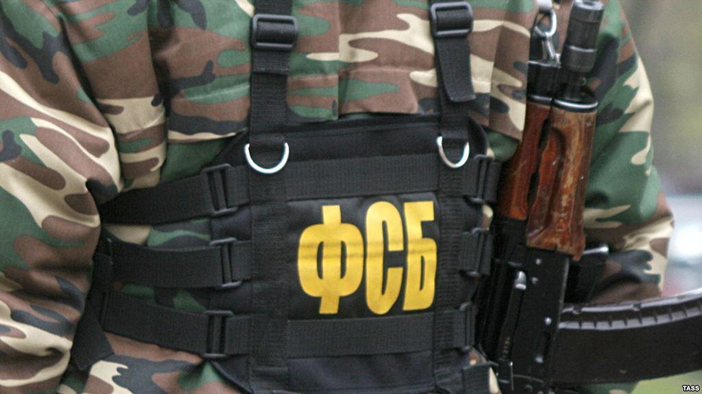 ФСБ провела обыск по50 адресам в северной столице