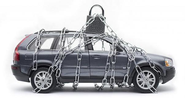 ГИБДД Петербурга зарегистрировала несколько сотен арестованных машин