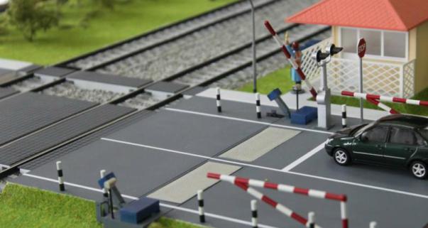 По пути следования поездов «Аллегро» и «Сапсан» построят платные железнодорожные переезды для автомобилистов