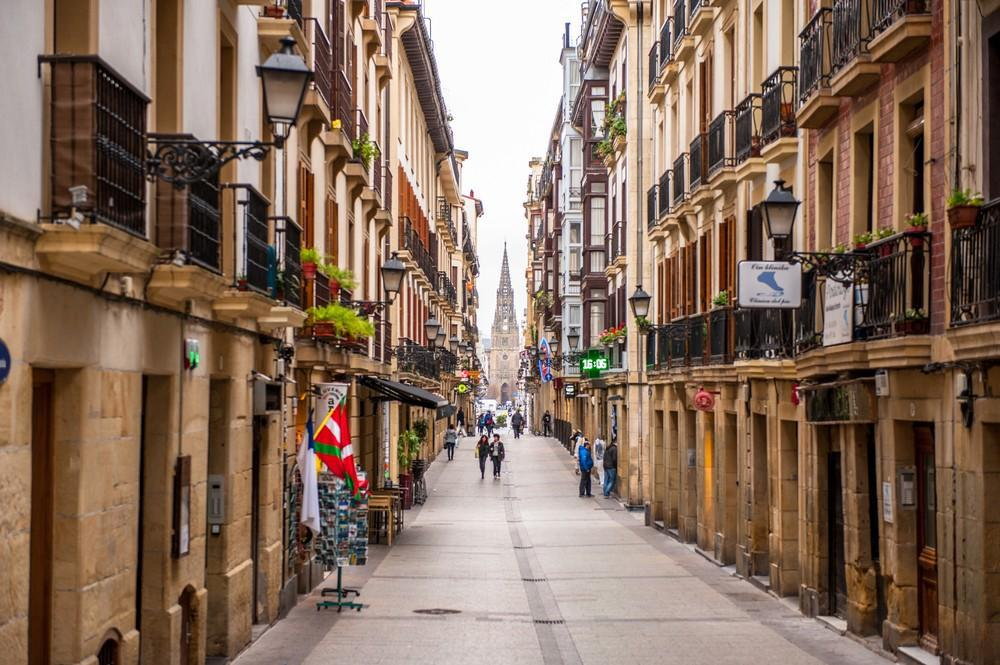 Недвижимость сан себастьян испания