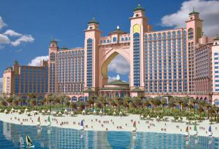 Курорт Atlantis The Palm